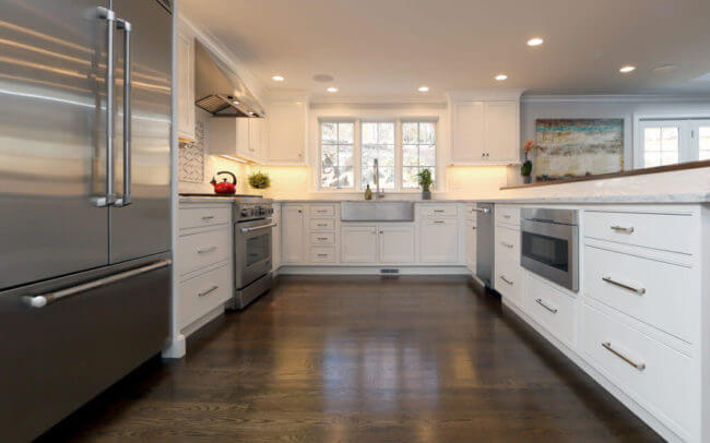 Wellesley Transitional Whole Home Remodel