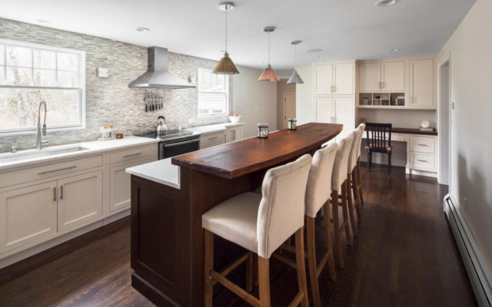 Duxbury Colonial Transformation Kitchen 2