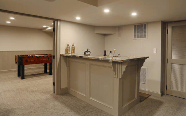 Interior Transitional Remodel 8