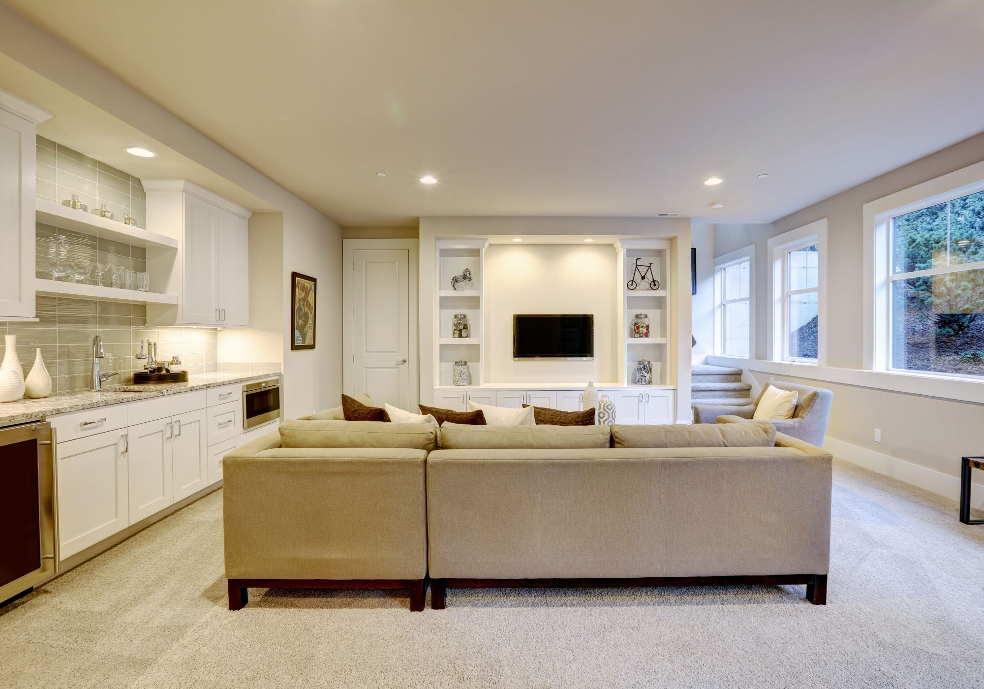 Best Basement Remodeling Ideas For Additional Living Space