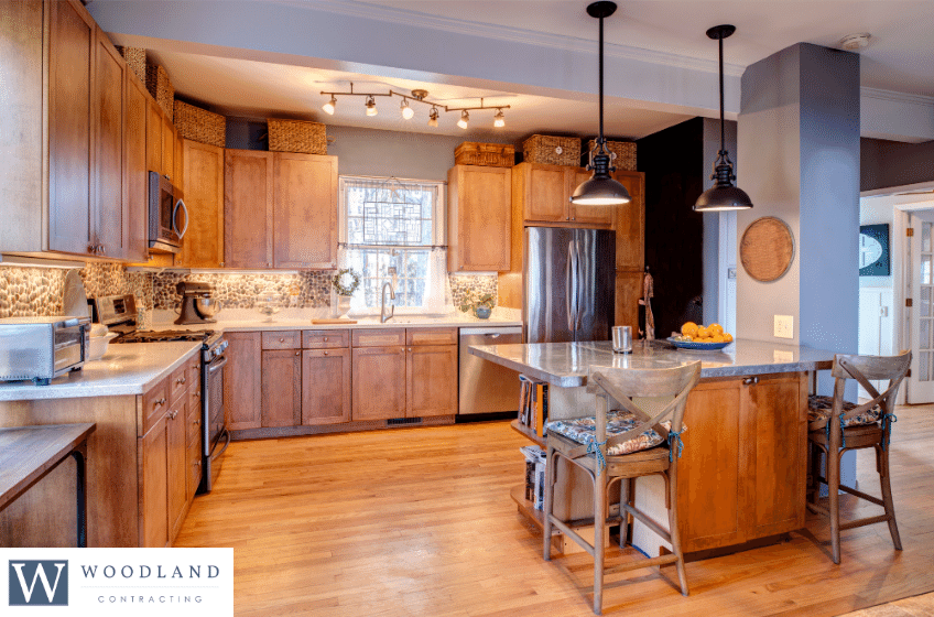 Woodland Contracting - 5 Things to Look For In a Home Remodeling Contractor