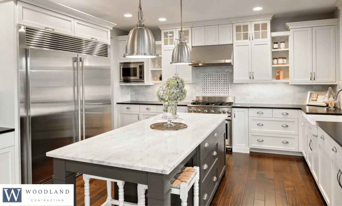 Woodland Contracting Kitchen Remodeling - Top Kitchen Remodeling Contractor in Hingham, MA - Top 6 Kitchen Remodeling Trends
